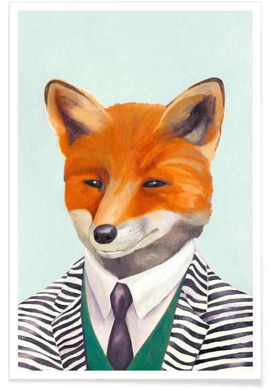 Mister Fox affiche
