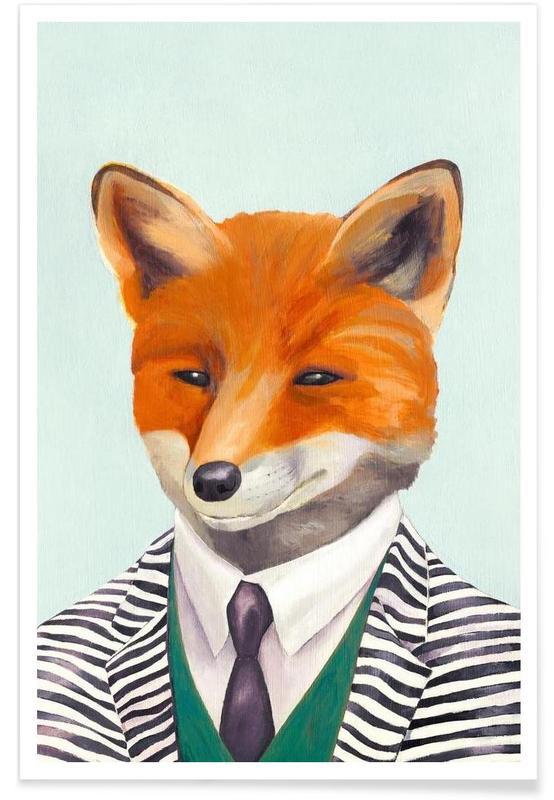 Mister Fox -Poster