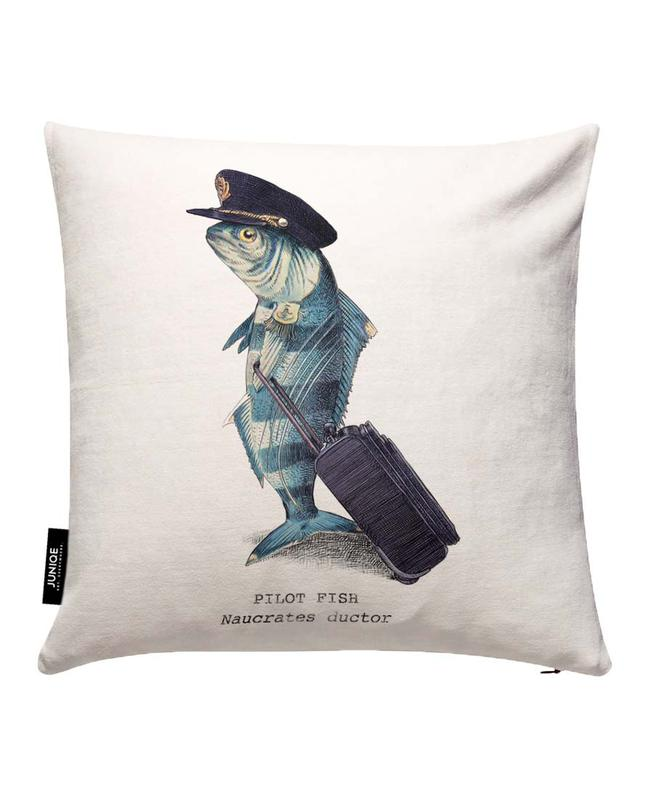 The Pilot Cushion Cover