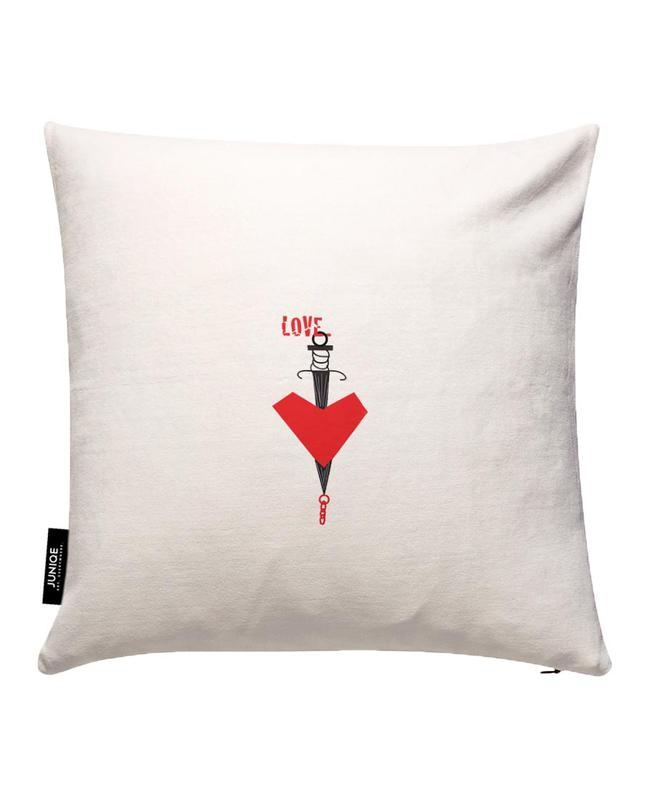 Love Is... Cushion Cover