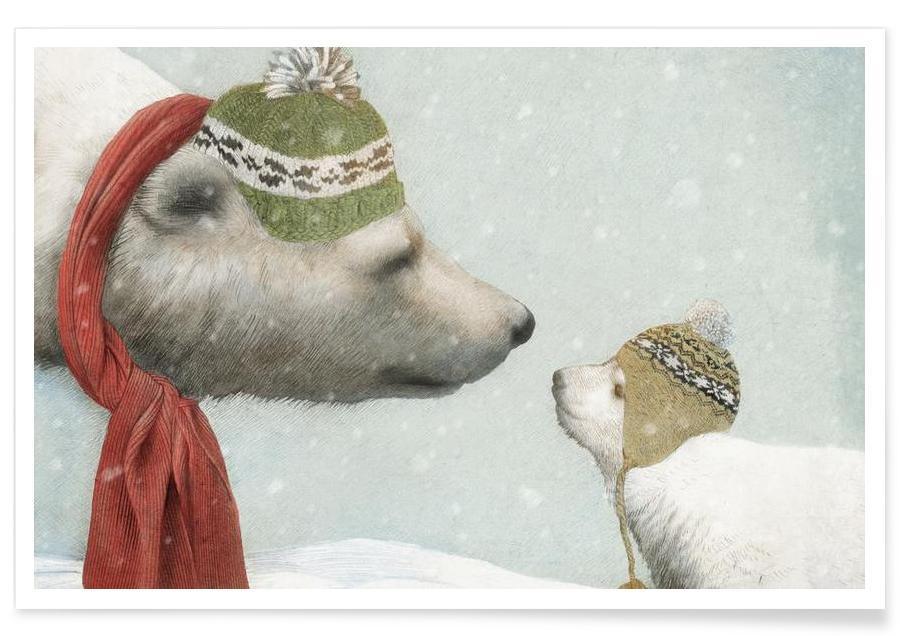 Noël, First winter affiche