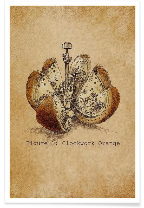A Clockwork Orange affiche
