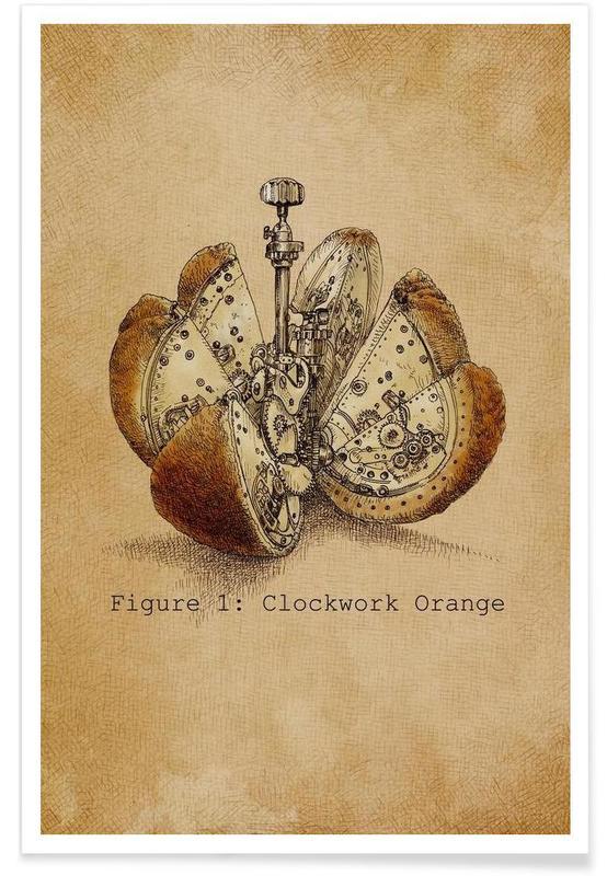 Film, A Clockwork Orange Plakat