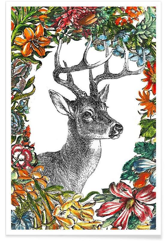 Cerfs, Oh Deer affiche