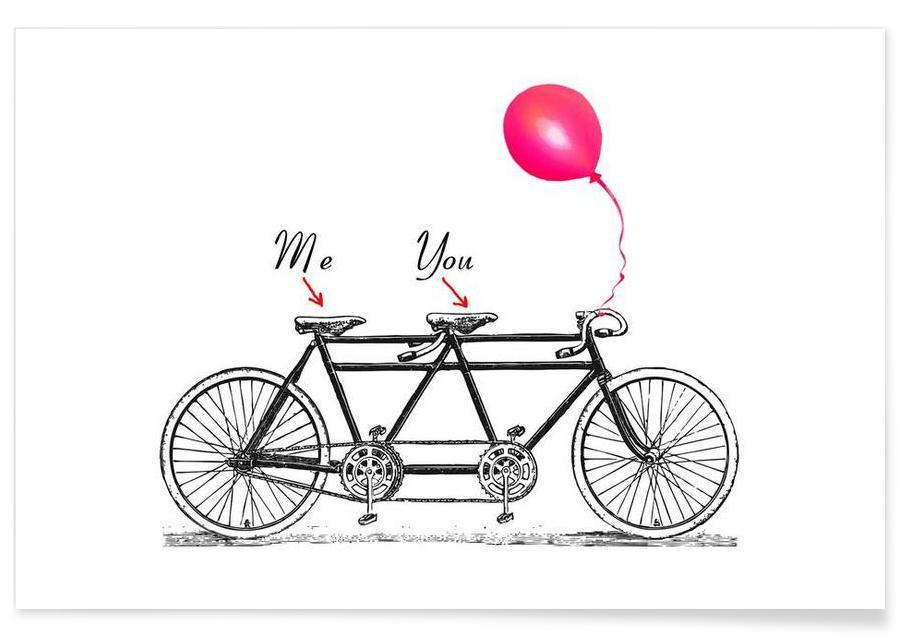 You and me affiche