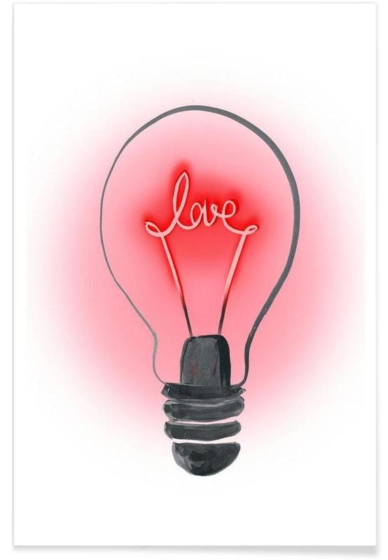 Valentijnsdag, Love And Light poster