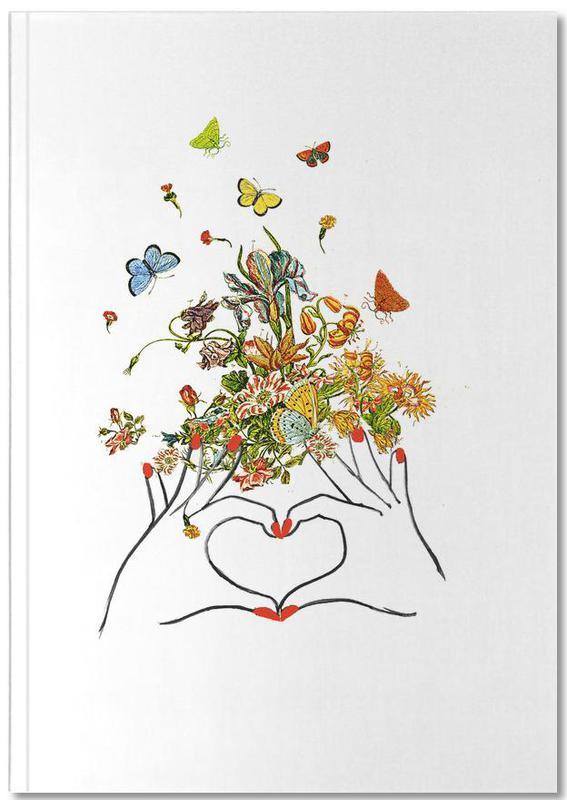 Anniversaires de mariage et amour, Félicitations, Fête des mères, Girl Power Love Notebook