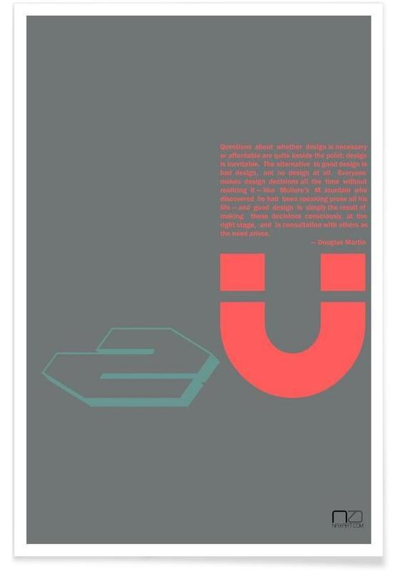 , Douglas Martin affiche