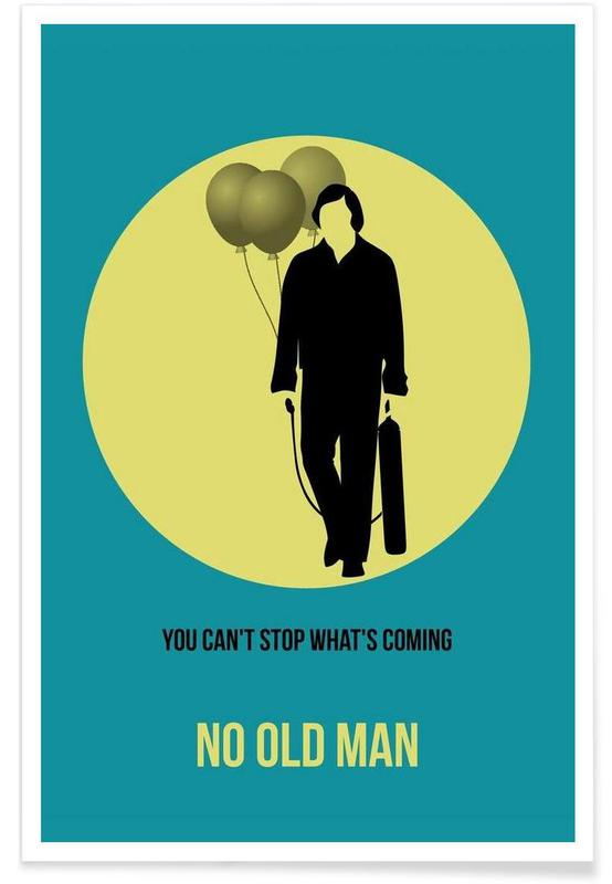 No Old Man Poster 3 poster