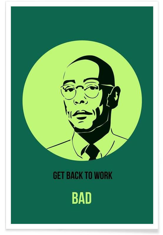 Séries TV, Bad Poster 4 affiche