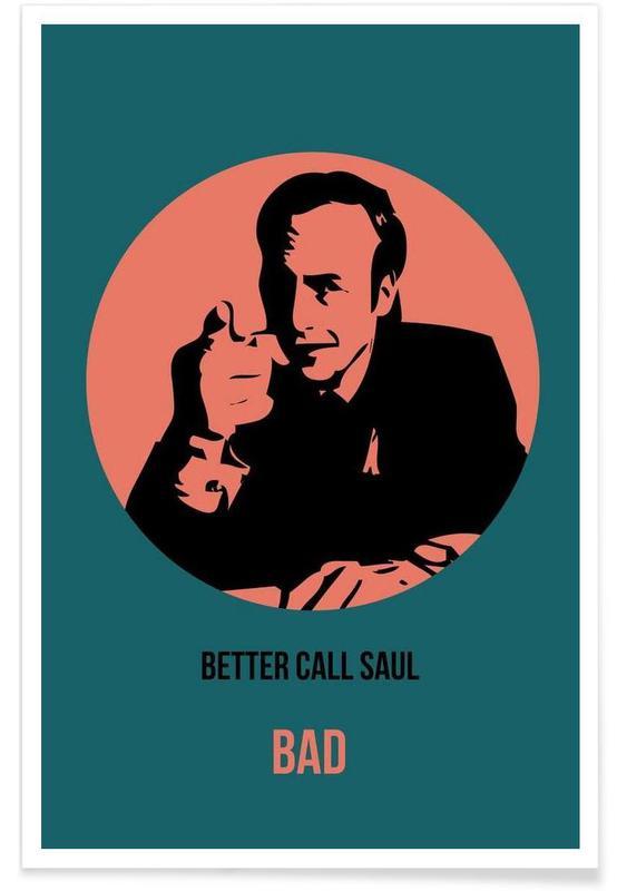 Séries TV, Bad Poster 6 affiche