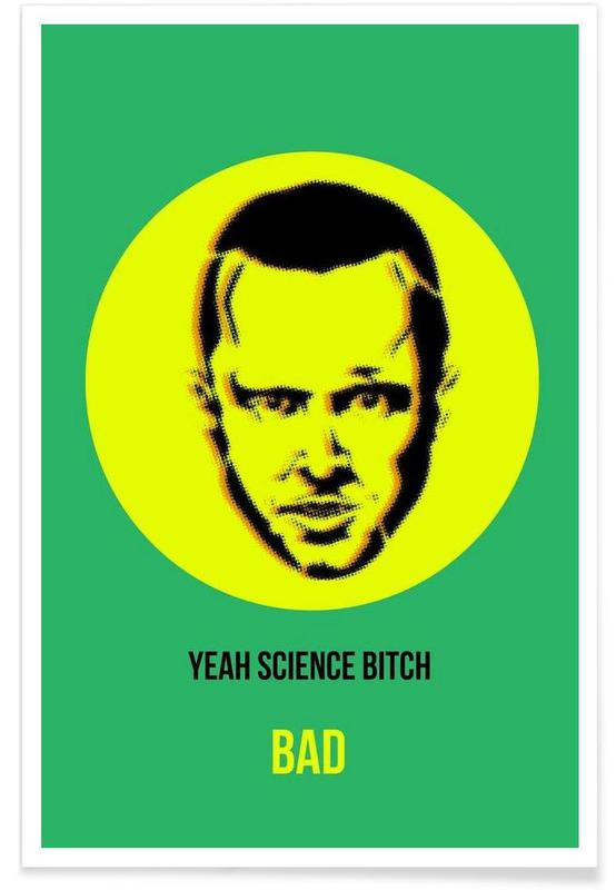 Séries TV, Yeah Science Poster 2 affiche