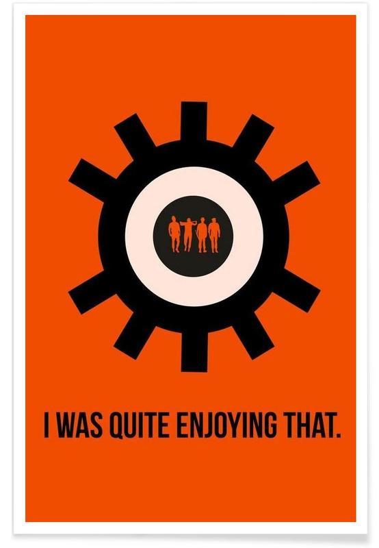 Films, Clockwork Poster affiche