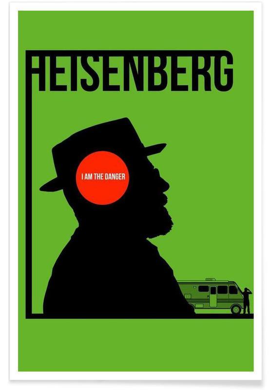 Séries TV, I'm Danger Poster 1 affiche