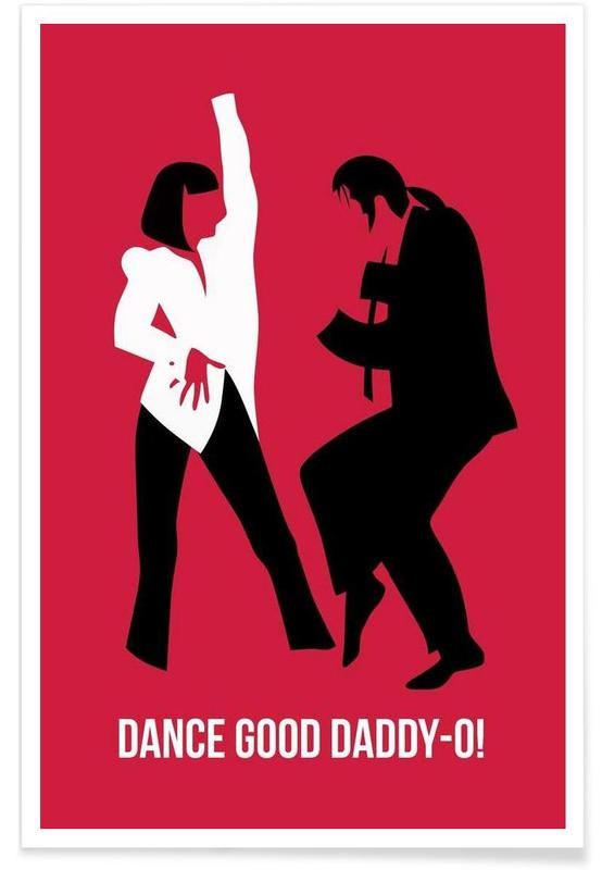 Dance Good Poster 2 Poster