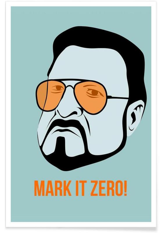 Mark it Zero Poster 1 poster