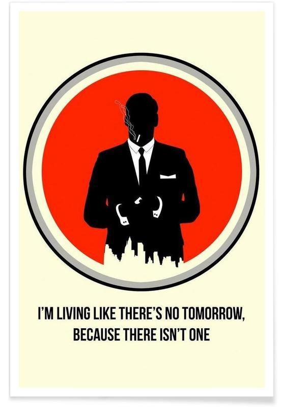 Draper Poster 2 affiche