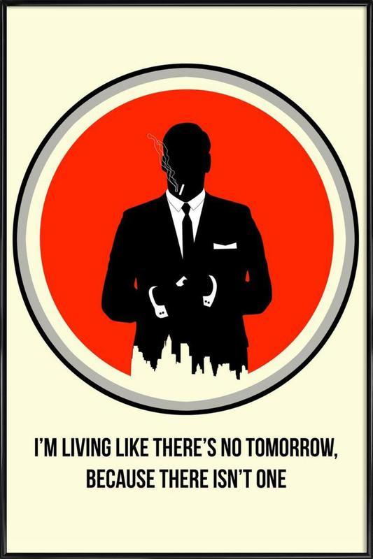 Draper Poster 2 Framed Poster