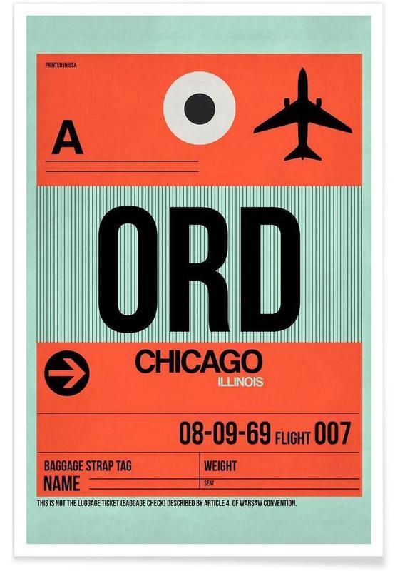 ORD-Chicago affiche