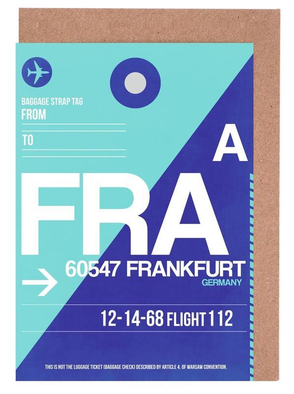 FRA-Frankfurt cartes de vœux