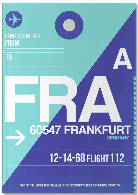 FRA-Frankfurt Notebook