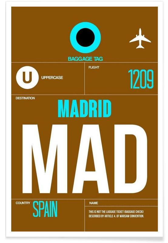 MAD-Madrid affiche