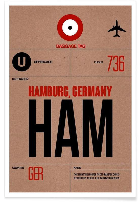 HAM-Hamburg affiche