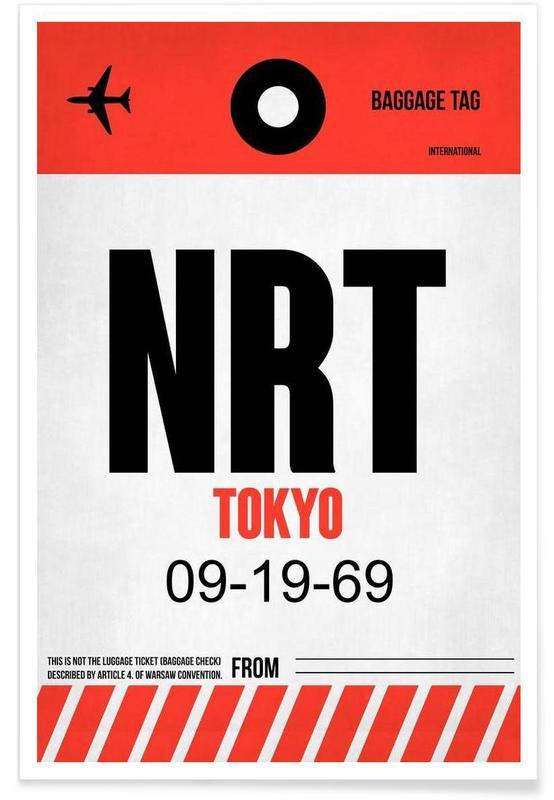 NRT-Tokio Poster