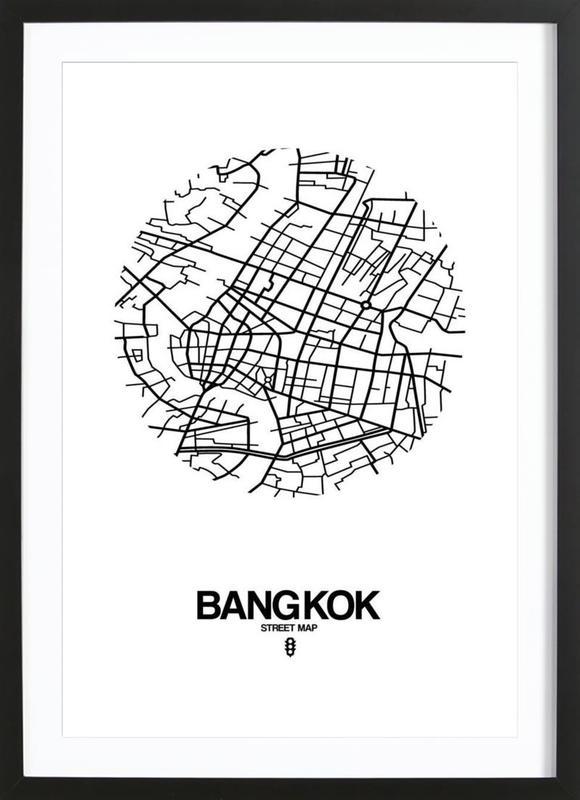 Bangkok Framed Print