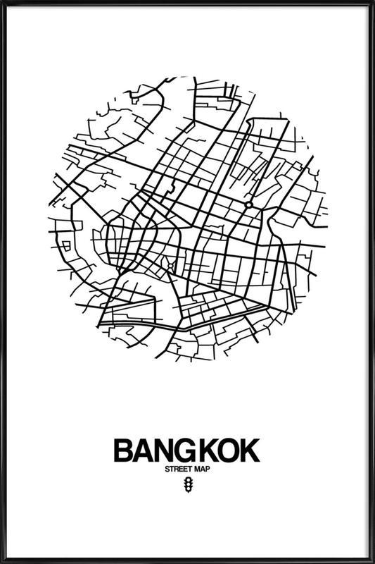 Bangkok Framed Poster