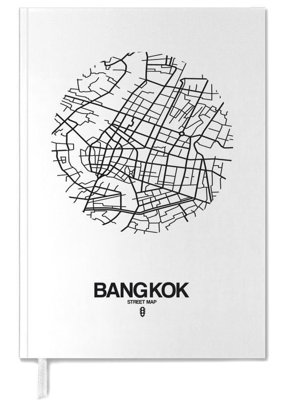 Zwart en wit, Stadskaarten, Bangkok agenda