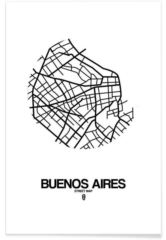 Buenos Aires -Poster
