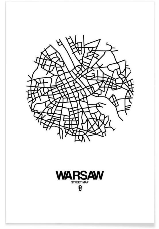 Warsaw -Poster