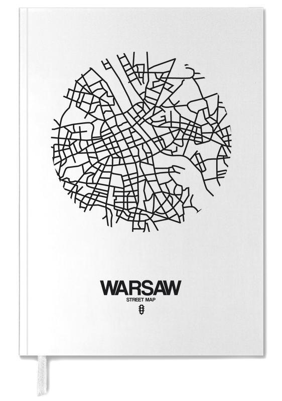 Zwart en wit, Stadskaarten, Warsaw agenda