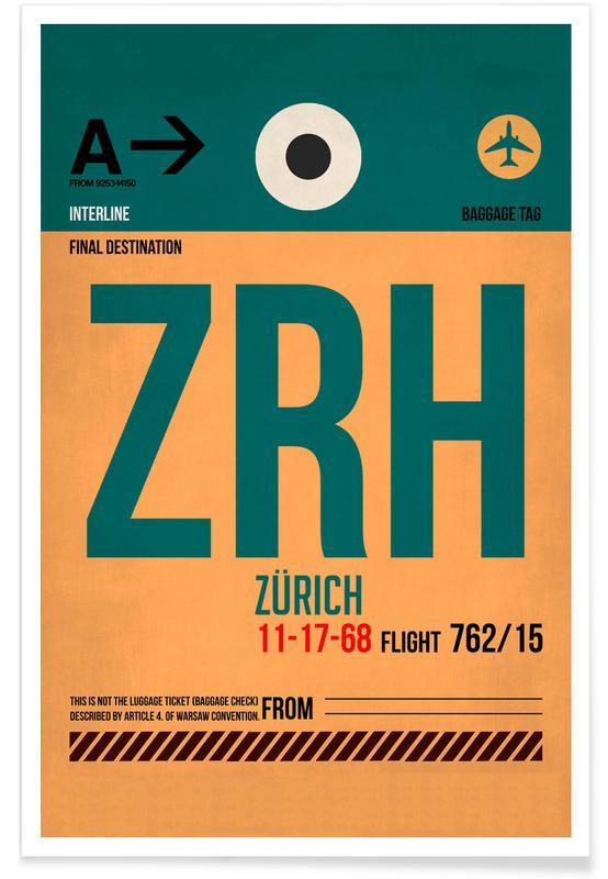 Zurich, Zurich affiche