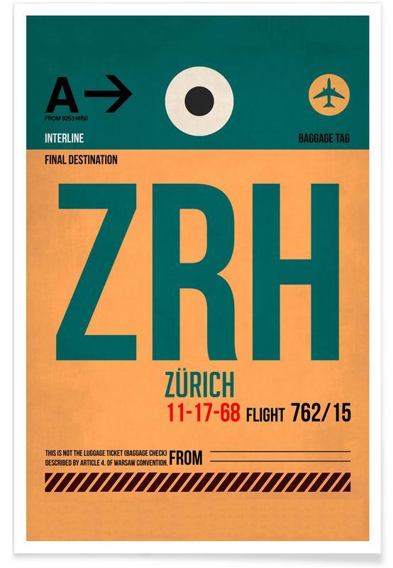 Zurich, Zurich Poster