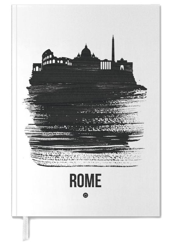 Rome Skyline Brush Stroke -Terminplaner