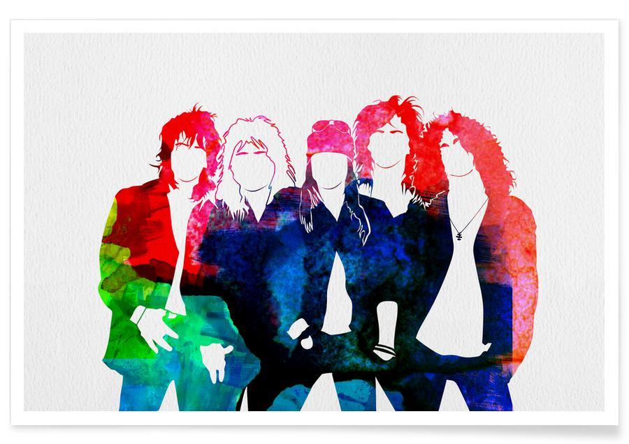 Guns N' Roses, Guns N' Roses Poster