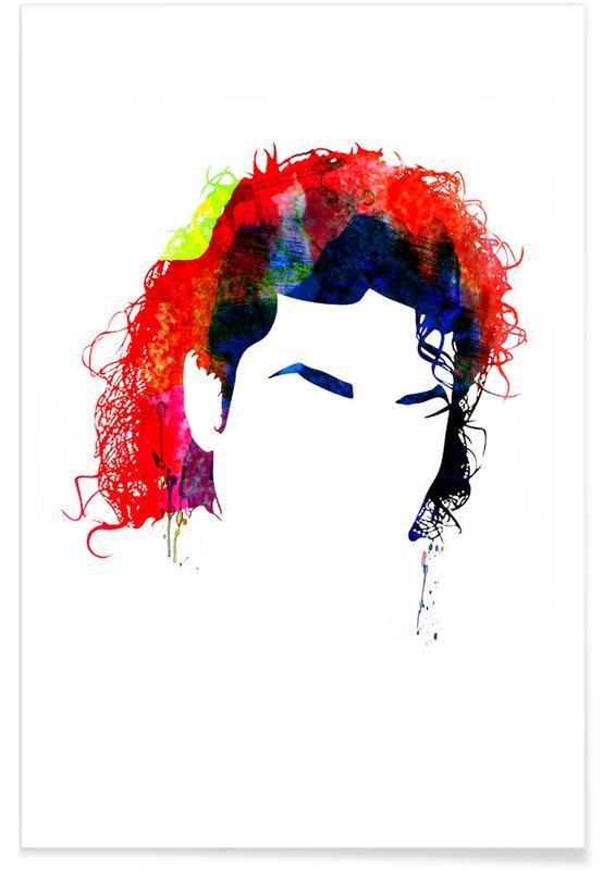 Michael Jackson, Michael  II affiche