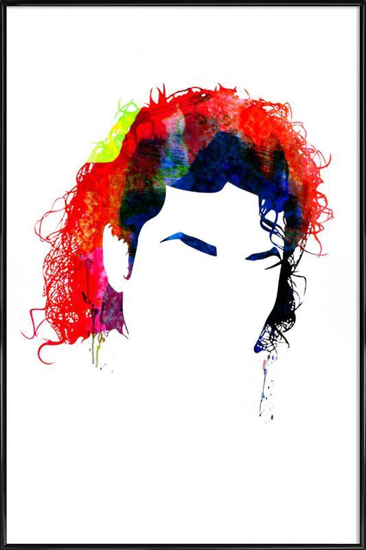 Michael  II Framed Poster