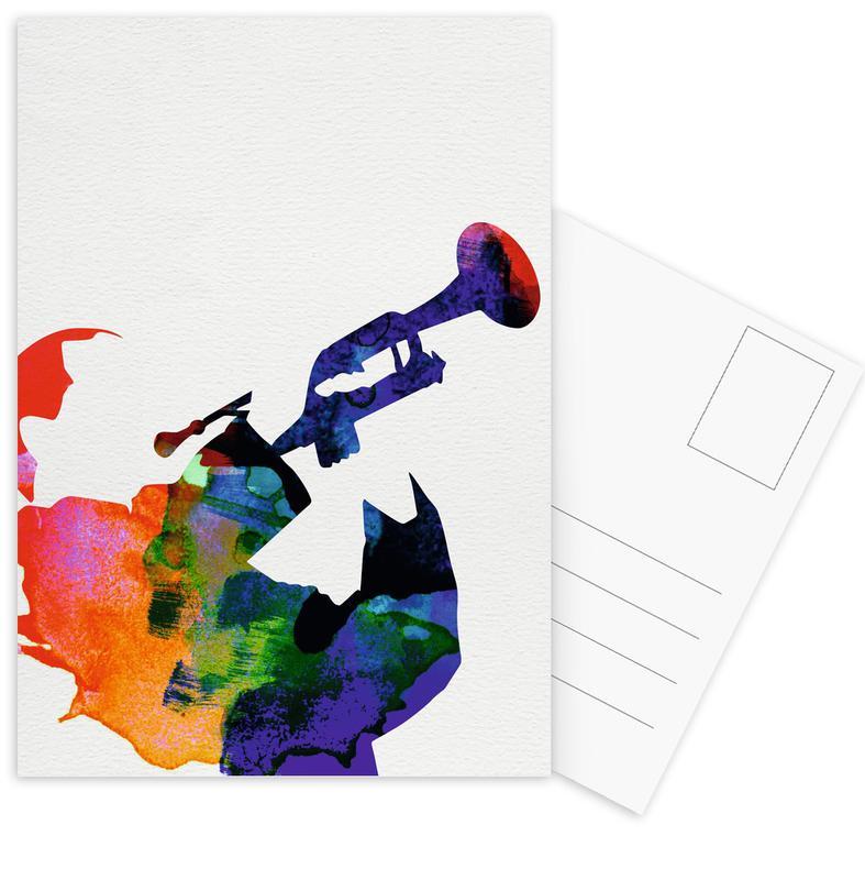 , Miles Davis ansichtkaartenset