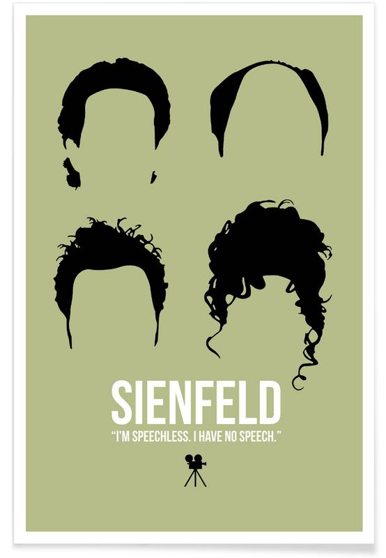 Movies, Sienfield Poster