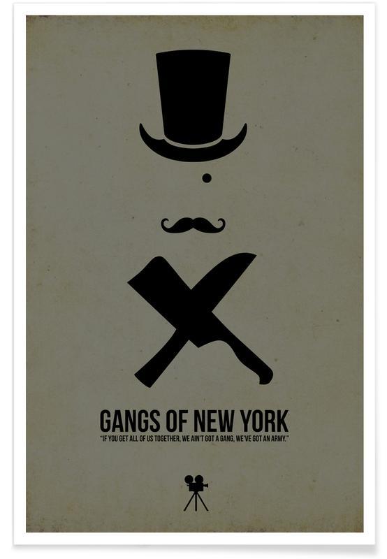 Films, Gangs Of New York affiche