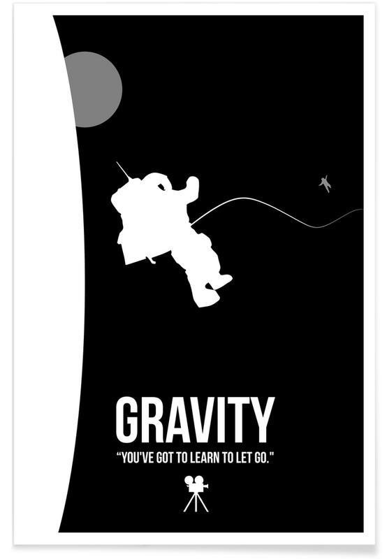 Films, Gravity affiche