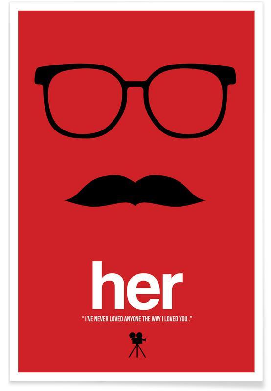 Films, Her affiche