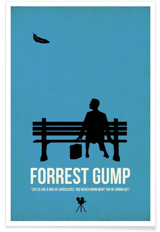 Movies, Forrest Gump Poster