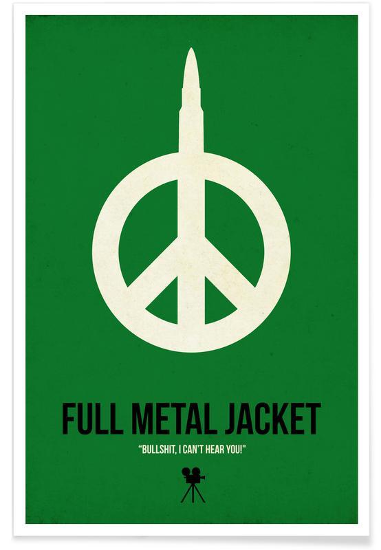 Films, Full Metal Jacket affiche