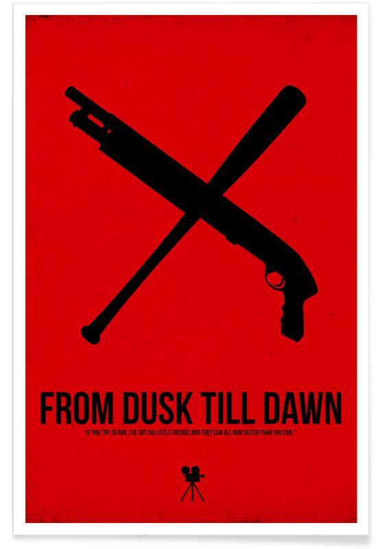 Films, From Dusk Till Dawn affiche