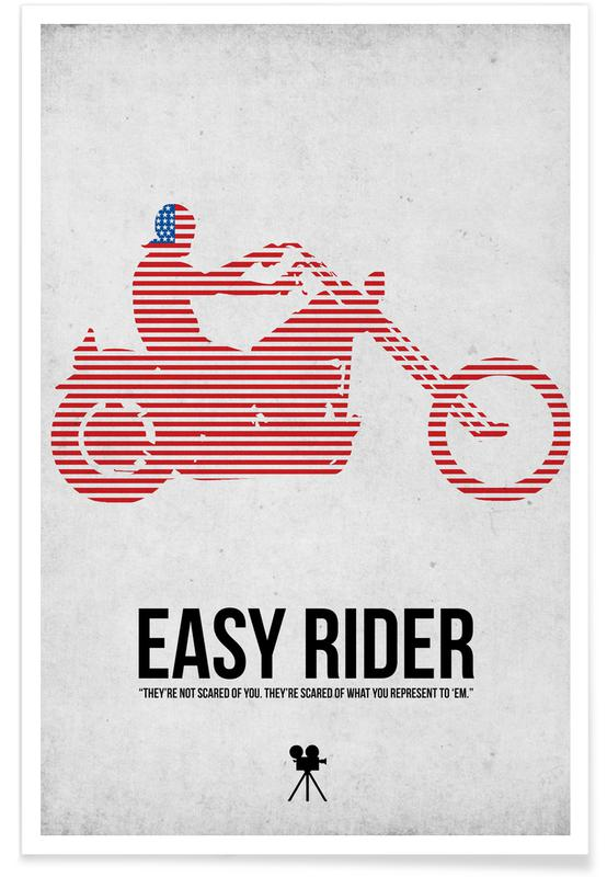 Movies, Easy Rider Poster