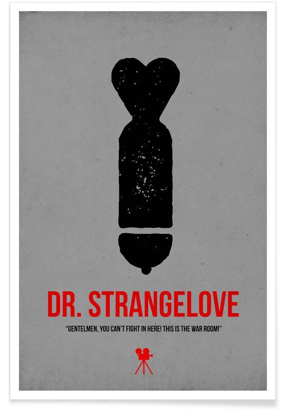 Films, Dr. Strangelove affiche